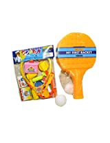 eSoft Tennis Racket with Free Doctor set For Kids