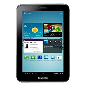 Samsung Galaxy Tab 2 (7-Inch) 8GB/Android 4.0 GT-P3113 並行輸入品/wifi only model