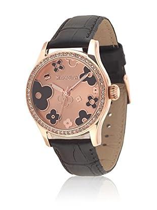 Metropolitan Reloj de cuarzo Venice Negro 36 mm