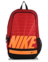 Red Classic North Backpack