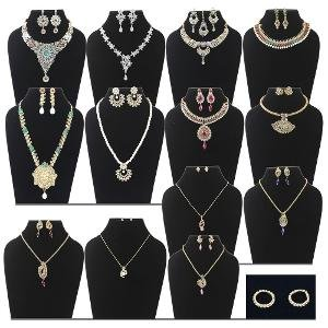 Festive Special-14 Item Jewellery Collection By Zaveri Pearls