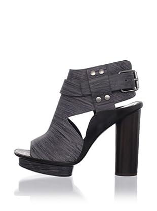 Calvin Klein Collection Women's Salome Platform Sandal (Black)