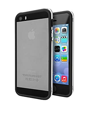 Unotec HülleDual  iPhone 5/5S schwarz
