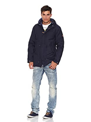 Pepe Jeans London Parka Tarsus (Azul Marino)