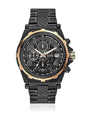 Guess Reloj de cuarzo Man Negro 44 mm