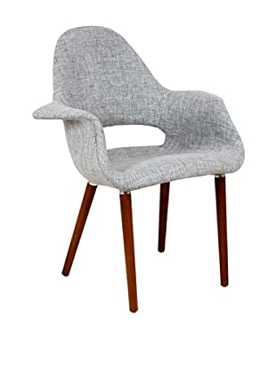 Control Brand The Organic Chair, Grey