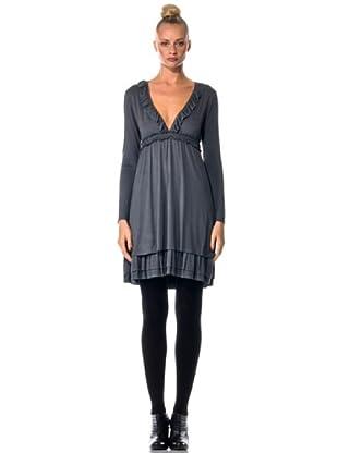 Eccentrica Vestido ML (gris)