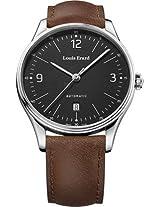Louis Erard Analog Black Dial Men Watch - 69287AA02.BAAC82