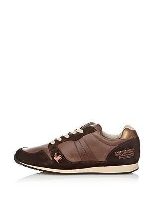 Le Coq Sportif Zapatillas Casual Lifestyle Sablons (Chocolate)