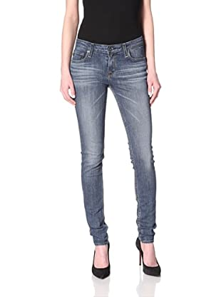 Big Star Women's Alex Skinny Jean (Soho Medium)