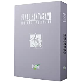ファイナルファンタジーVII 10周年記念 ポーション FF07