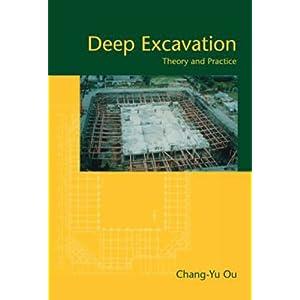 【クリックでお店のこの商品のページへ】Deep Excavation: Theory and Practice: Chang-Yu Ou: 洋書
