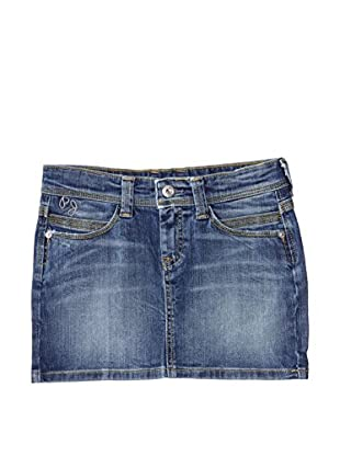 Pepe Jeans London Falda Vaquera Saturn