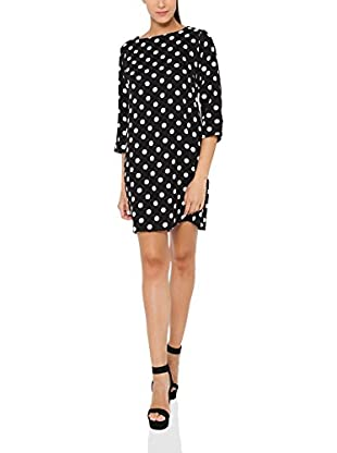 Tantra Kleid Three quarter Sleeves Dots