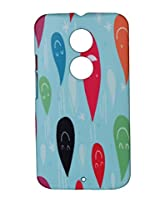 iAccy Alicia Souza Droplets Case for Moto X2