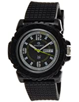 Maxima Analog Black Dial Men's Watch - 27284PPGW