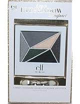 e.l.f. 6 Piece Vol 1 Geo Eyeshadow Palette, 0.25 Ounce
