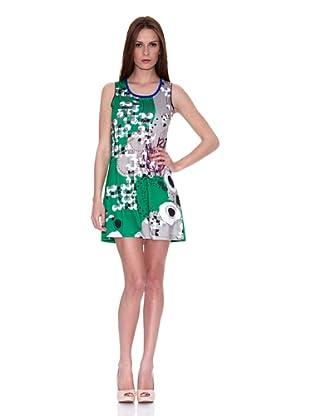 HHG Vestido Teri (Verde)