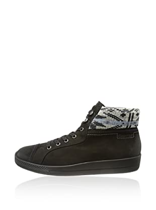 Ganter Zapatillas Giulietta (Negro)