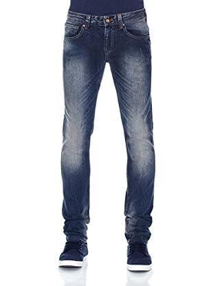 Pepe Jeans London Vaquero Wickford (Azul Medio)