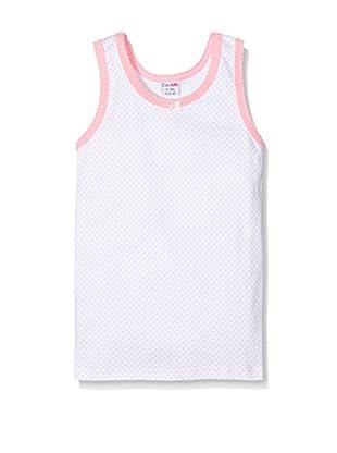 Coto&Nella Pack x 3 Camisetas Interiores Blanco / Rosa 10 años (140 cm)