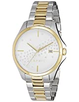 ESPRIT Analog White Dial Women's Watch - ES108432004