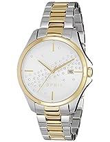 ESPRIT Analog White Dial Women's Watch - ES108432004