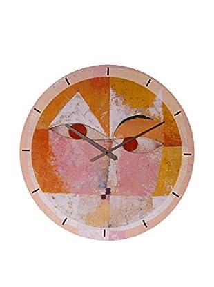 Artopweb Reloj De Pared Klee Senecio
