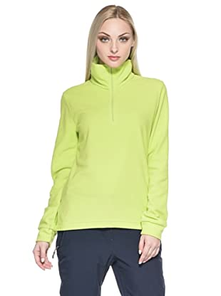 F.lli Campagnolo Damen Fleece Sweater (Grün)