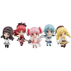 Amazon.co.jp: ねんどろいどぷち 魔法少女まどか☆マギカ BOX (ABS&PVC 塗装済みトレーディングフィギュア): ホビー