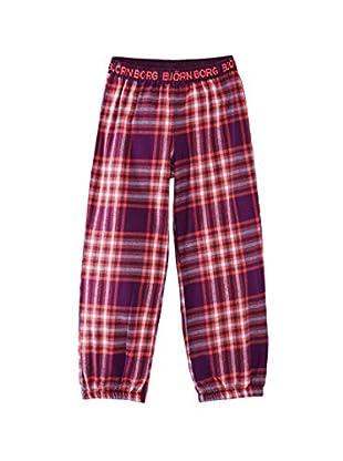 Bjorn Borg Pijama Pants Technical (Morado / Granate)