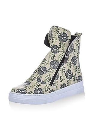 Los Ojo Hightop Sneaker Tula