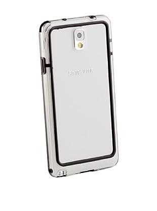Beja Bumper Negro Transparente para Samsung Galaxy Note 3