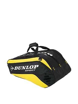 Dunlop Portaracchette Portaracchette Thermo Tour Da 10 Giallo 1