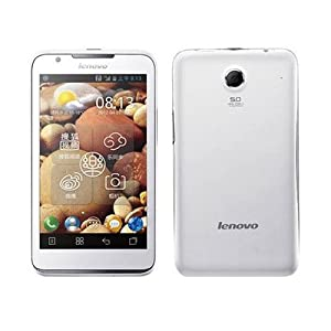 Lenovo Ideaphone S880 Mobile Phone-White