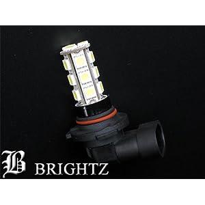 【クリックで詳細表示】BRIGHTZ 【BRIGHTZ 超高輝度 LEDホワイトバルブ H8 アバルト】 2726: カー&バイク用品