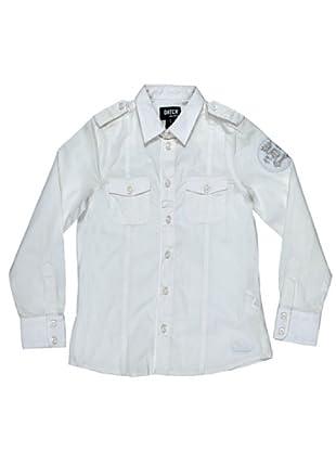 Datch Dudes Camisa Covington (Blanco)