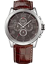Tommy Hilfiger Mens Watch Franklin TH1710242J with Brown Dial