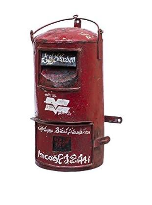 Novità Home Figur Mailbox rot