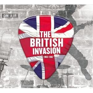The British Invasion (1963-1967)
