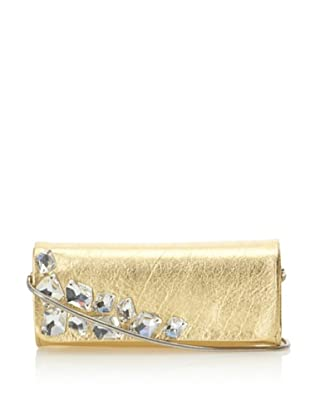 Inge Christopher Women's Vegas Clutch (Gold)