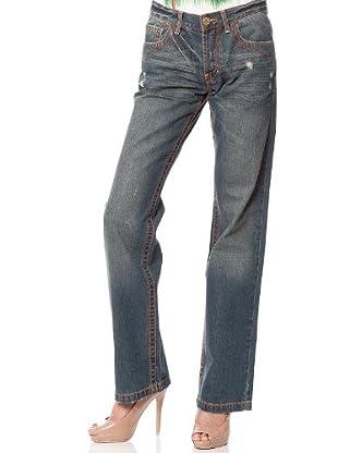 Custo Pantalón Dilte (Azul)