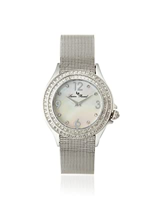 Lucien Piccard Women's 11674-22MOP Balmhorn Silver Watch