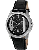Kenneth Cole Classic Analog Black Dial Men's Watch - IKC8095