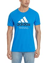 adidas Men's Polyester TShirt