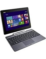 Asus T100TA-DK005H 10.1-inch Laptop (Atom Z3740/2GB/32GB/Windows 8/Intel HD Graphics/without Laptop Bag),Gray