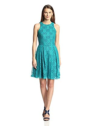 Single Women's Renee Lace Fit-and-Flare Dress
