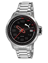 Puma Analog Black Dial Men's Watch - 89225605