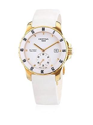 Certina Reloj de cuarzo Unisex 35 mm