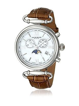 Akribos XXIV Reloj con movimiento cuarzo suizo Man AK754BR 40 mm